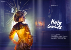 SLAVE MAGAZINE, Ph: MISS ANIELA