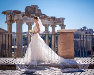 Fot: Slub w Rzymie